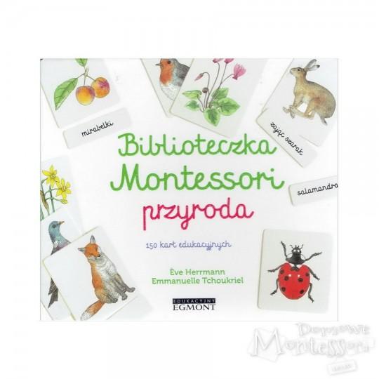 Biblioteczka Montessori. Przyroda