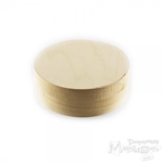 Pojemnik z łuby okrągły mały