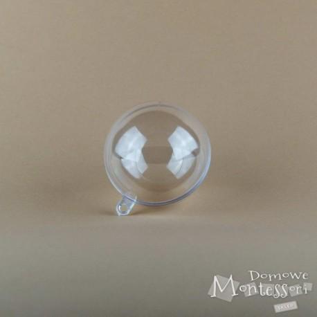 Plastikowa kula dwuczęściowa 50 mm