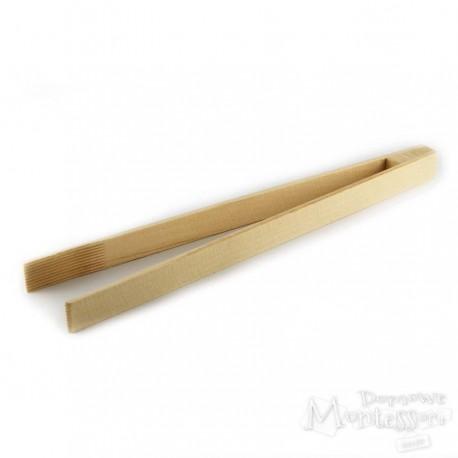 Szczypce drewniane duże