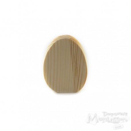 Drewniane jajko