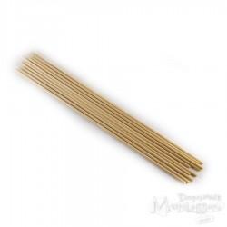 Drewniane patyczki długie 10 sztuk