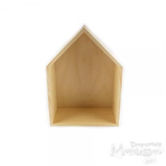Domek drewniany duży