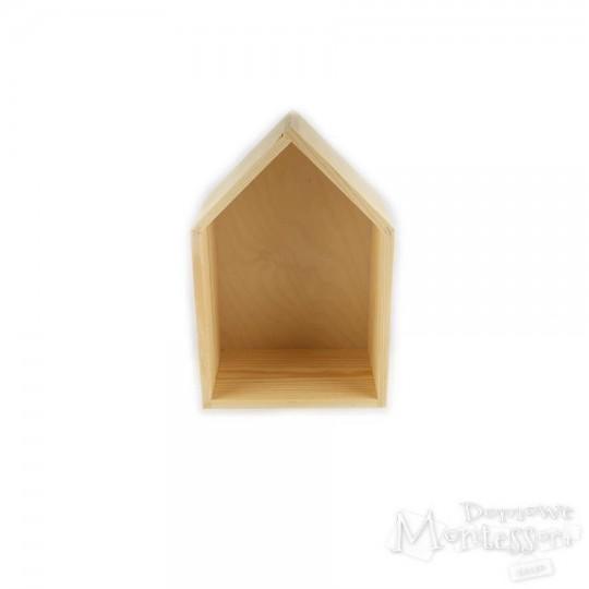 Domek drewniany średni