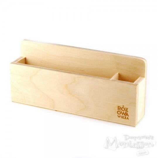 Pudełko do ekspozycji karty