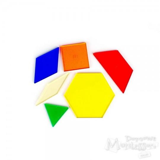 Zestaw figur geometrycznych