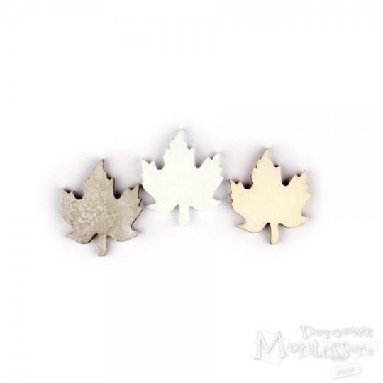 Miniatury - liść