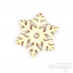 Miniatury - śnieżynka