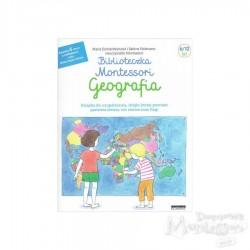 Biblioteczka Montessori. Geografia