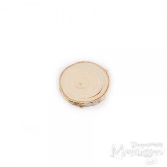 Plaster brzozowy 5-6 cm