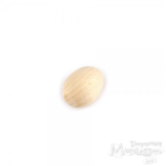 Jajko drewniane mini