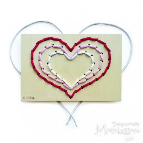 Dottka - serce