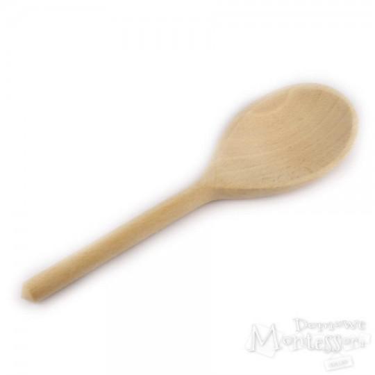 Łyżka drewniana